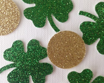 St. Patricks day confetti