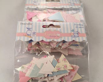 Cupcake Boutique Bunting