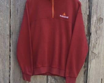 Rare le coq sportif golf small logo Sweatshirt