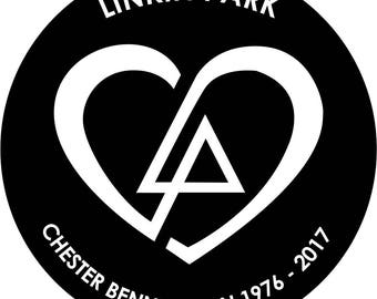 Linkin Park Sticker Etsy