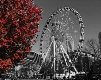 Atlanta - Ferris Wheel