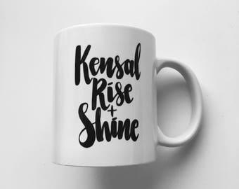 Kensal Rise and Shine mug