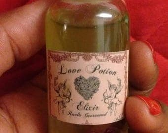 Love and lust conjure oil