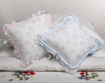 Pillowcase Jersey knit pillow cover Soft jersey fabric Baby line Quality sleep Pillowcase cotton