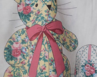 Rosebud Bunny by V.i.p cut and sew