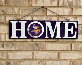 Minnesota Vikings | Minnesota Vikings Gifts | Minnesota Vikings Signs | Minnesota Vikings Decor | Minnesota Vikings Fan