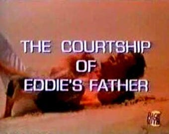 The CourtShip Of Eddy's Father 1969-72 Bill Bixby Complete Series