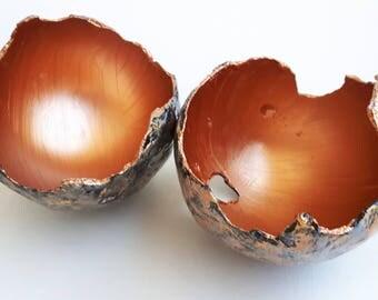 Dragon egg shell