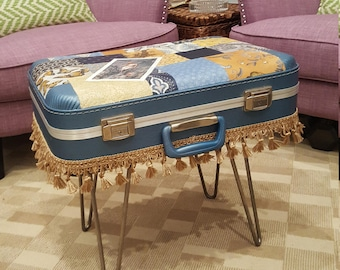 Delicieux Suitcase Side Table