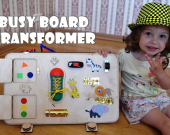 4th July, Busy board,  Toys for autism, Christmas in july, Sensory board, Latch board, Pretend play, Busy book, Activity board, Baby gifts