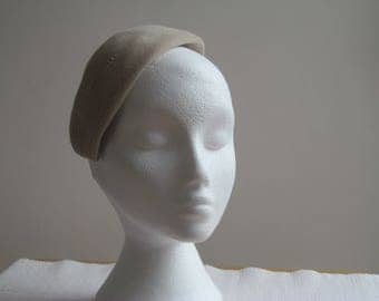Vintage Inspired, 1940s/1950s Small Felt Hat