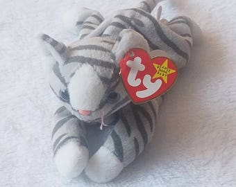 Ty Beanie Baby 1997 PRANCE The Cat EXCELLENT CONDITION