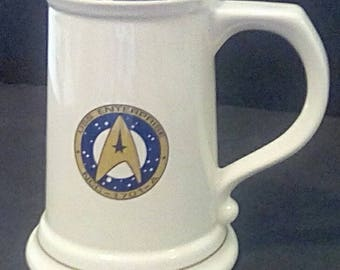 U.S.S. Enterprise Tankard from Star Trek
