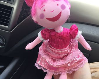 Pinkalicious plush doll