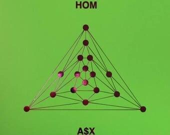 """HOM """"ASX"""" 12"""" LP"""