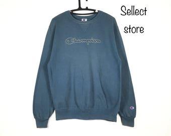 Free Shipping Vintage 90s CHAMPION  sweatshirt