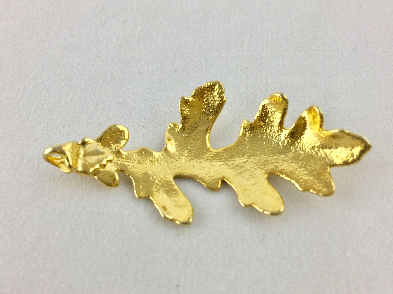 10 pcs 8mm 14K Gold Filled Lobster Clasp Claw Bead F44GF-8