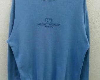 Rare!! Hiroko koshino sweatshirt