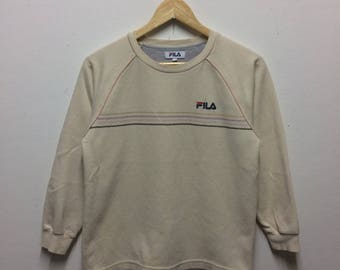 Rare!! fila sweatshirt