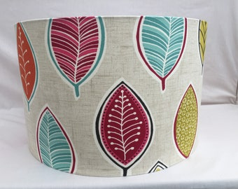 Large leaves lampshades, handmade ceiling/table, large 40cm or 30cm