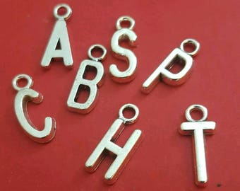 Add a letter to your Charm Bracelet