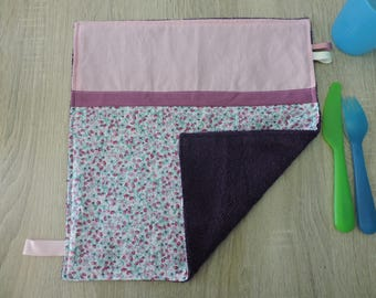 """country"" napkin reversible cotton Terry"