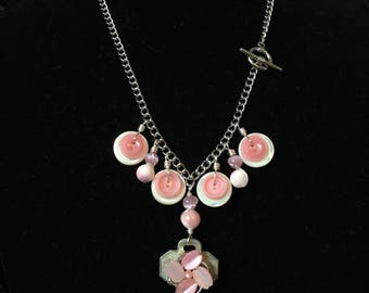 Pretty in Pink Key To Your Heart