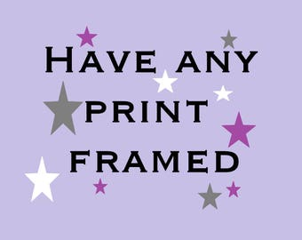 Framing, Frame Your Art, Framing Samples, Framed Wall Art, Framed Prints, Framed Pictures, Double Mat, Black or White Frames