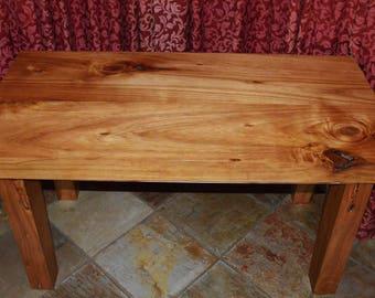 Blackwood coffee Table.