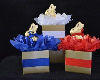Easter Lindt Bunny Egg Bouquet