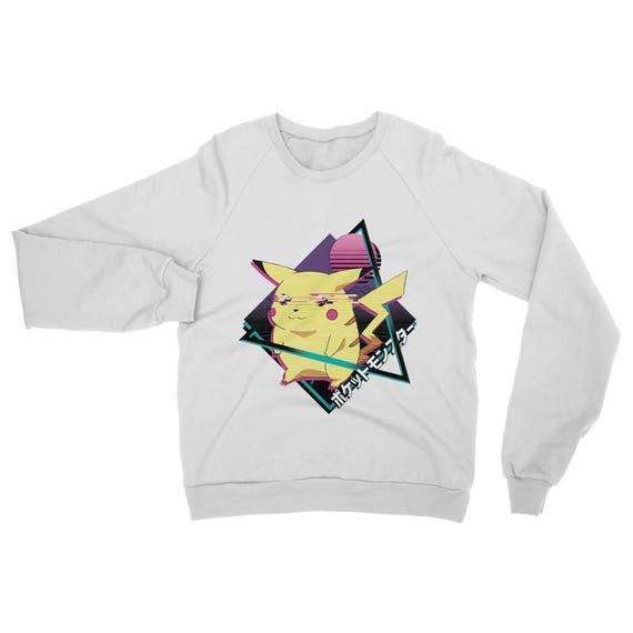 シ Vaporwave Aesthetic Double Takumi Unisex Sweatshirt シ eT4zj