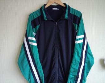 Vintage Windbreaker Mens Size XL Jacket Men 90s