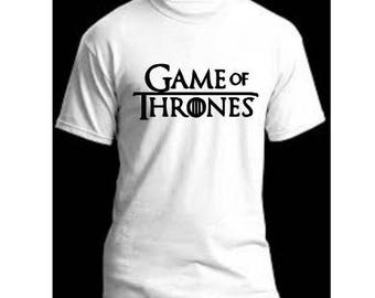 Game of Thrones Unisex T Shirt Many Sizes Colors Custom Horror Halloween Merch Massacre