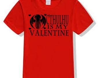 Cthulhu HP Lovecraft Cthulu Lovecraftian T Shirt Clothes Many Sizes Colors Custom Horror Halloween Merch Massacre