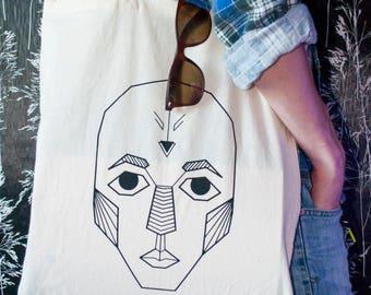 """The """"A.I."""" tote bag"""