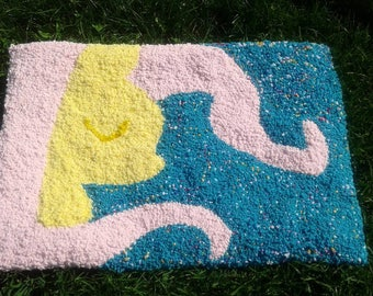 My Little Pony Fluttershy Rug