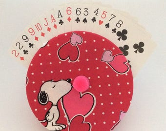 I Love Snoopy Cardwheel