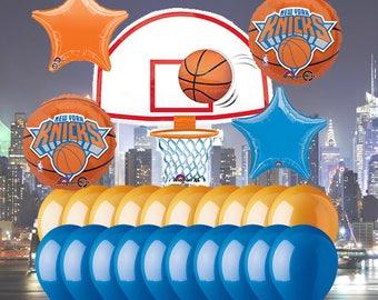 New York Knicks 25 Piece Balloon Set