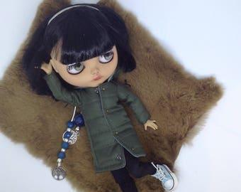 Nerea Doll Blythe Customized, custom doll