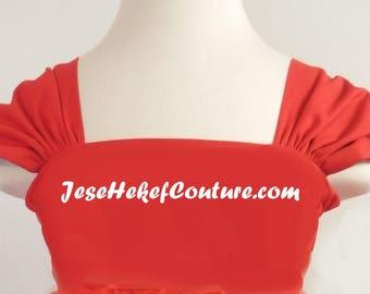 Flower Girl Tutu Dress Cap Sleeves Choose your Bodice Style