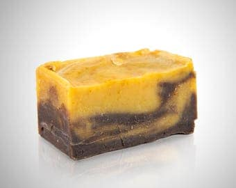 Hrat-Body and face scrub soap