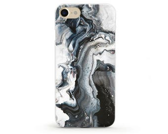 Marble iPhone 5 Case Marble Black iPhone 7 case Marble Case Marble iPhone 7 Plus White Marble iPhone Case Marble iPhone 6 Case S8 S6 S5 Case