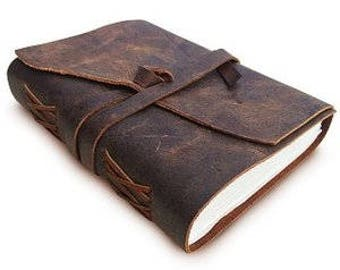 Guy's Leather Journal Gift