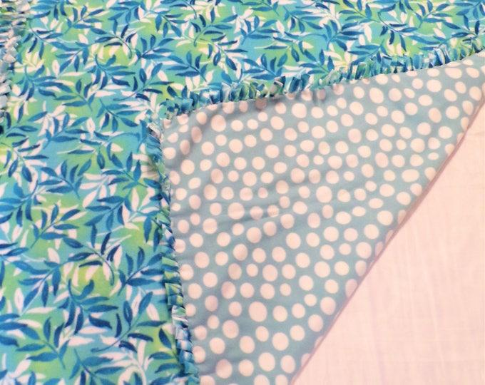 Featured listing image: Botanical Theme Blanket