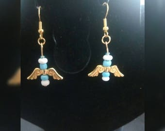 Angel earrings - Angel earrings
