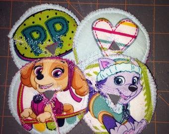 Girl Paw Patrol-set of 4