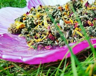 UK Bespoke Organic Yoni Steam Herbs, Vaginal Steam Bath