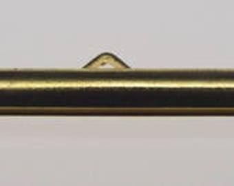 Slider Ends 40MM Gold 10pc