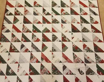 Christmas Quilt 70X62