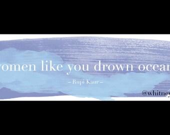 Drown Oceans   Bookmark
